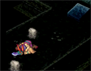 Garr's defeat at angel tower