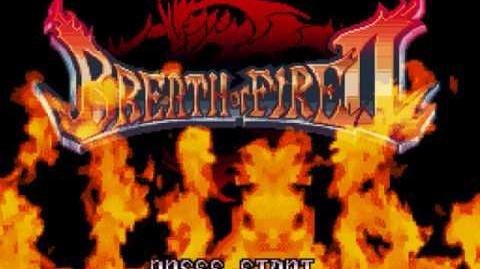 Breath of Fire II SNES OST We're Rangers