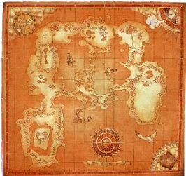 BoF map