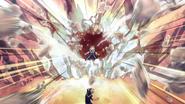 Katsuki escapes the ice