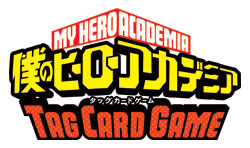 File:My Hero Academia Tag Card Game Logo.png