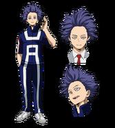 Hitoshi Shinsou Full body Anime