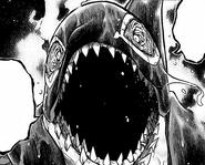 Gang Orca wild face