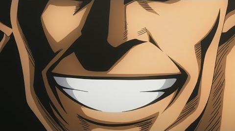 アニメ『僕のヒーローアカデミア』PV第4弾