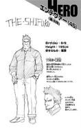 Profile Enji Todoroki