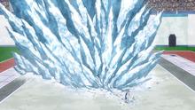 Shoto freezes Hanta