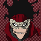 Stain Anime Portrait