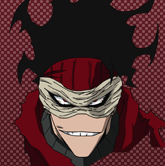 Stain Anime Portrait