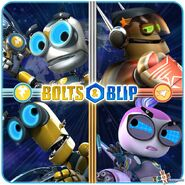 Bolts and Blip movie