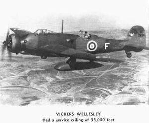 UH AC Vickers Wellesley