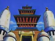 Planet Dodonpa Royalty Palace