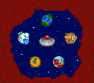 Bomber Nebula (Super Bomberman 5)
