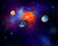 Bomber Nebula (Bomberman World)
