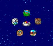 Bomber Nebula