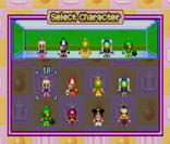Advanced Character Select