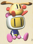 Bomberman and Pommy 2
