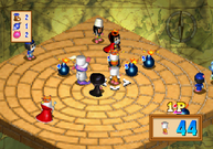 Battle Mode Gameplay BW