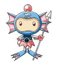 Merman Bomber