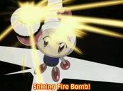 Shining Fire Bomb