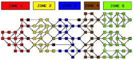 Super Bomberman 5 Map