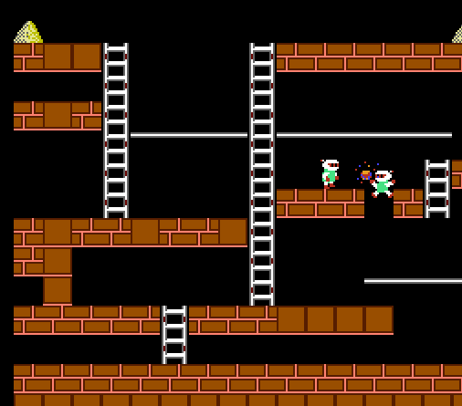 File:Lode runner nes gameplay.png