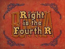 RightIsTheFourthR19