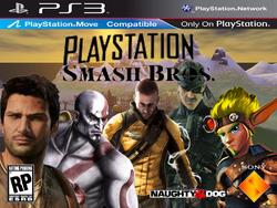 Sony Smash Bros