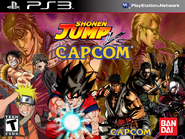 Shonen Jump vs Capcom