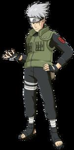 Kakashi Unmasked