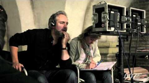 Videoblog von Regisseur Sam Mendes