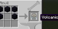 Volcanic Bone Armor
