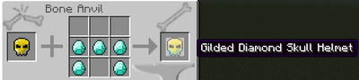 Guilded Diamond Helmet