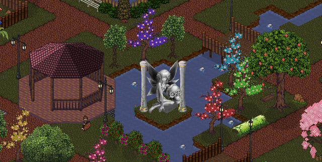 File:Tutorial Town in warmer months.png