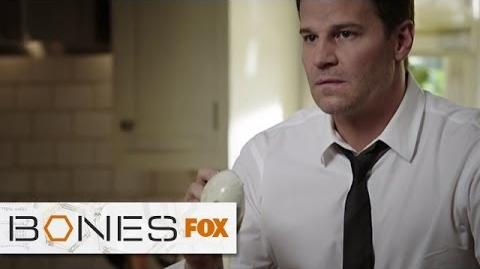 "No Time For A Waffle from ""The Master In The Slop"" BONES FOX BROADCASTING"