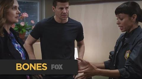 "BONES Bad News from ""The Doom in the Boom"" FOX BROADCASTING"