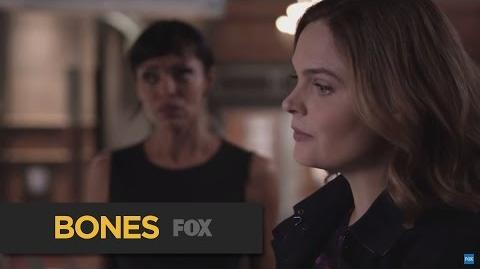 """BONES Leave Me With The Bones from """"The Loyalty in the Lie"""" FOX BROADCASTING"""