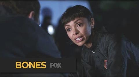"BONES The Ear Whisperer from ""The Doom in the Boom"" FOX BROADCASTING"