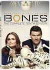 Bones S10 DVD