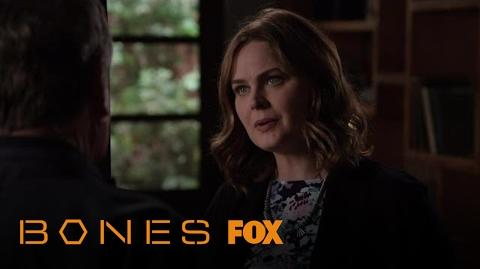 Brennan Gets Mad At Her Father Season 12 Ep. 7 BONES