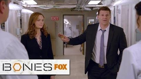 "Promo for ""The Cold In The Case"" BONES FOX BROADCASTING"