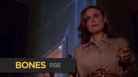 """Temperance Brennan, LAPD from """"The 200th In The 10th"""" BONES FOX BROADCASTING"""