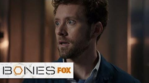 "Hodgins Used To Sleep With A 'Binky' from ""The Ghost In The Killer"" BONES FOX BROADCASTING"