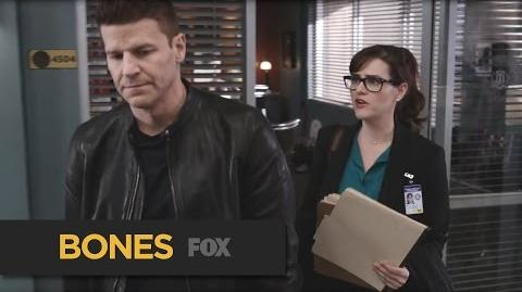 "BONES Old News from ""The Doom in the Boom"" FOX BROADCASTING"