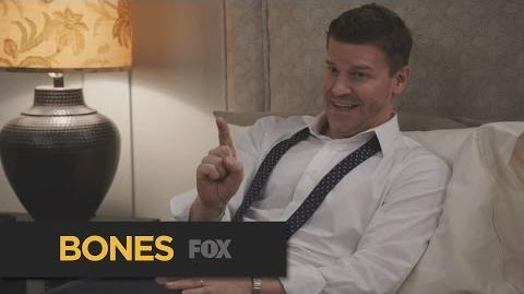 """BONES Expecting! from """"The Eye in the Sky"""" FOX BROADCASTING"""