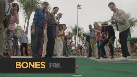 BONES A Mini Preview Of Mini Golf FOX BROADCASTING