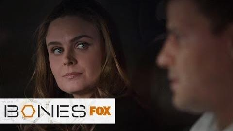 "Ashes To Ashes, Not Ashes To Ice from ""The Cold In The Case"" BONES FOX BROADCASTING"