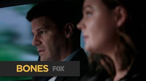 """BONES A Little Puffy from """"The Jewel in the Crown"""" FOX BROADCASTING"""