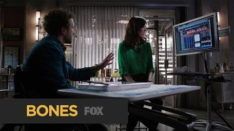 "BONES Trusting The Evidence from ""The Nightmare Within the Nightmare"" FOX BROADCASTING"