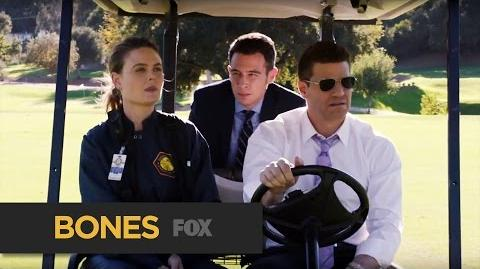 "BONES Access Granted from ""High Treason in the Holiday Season"" FOX BROADCASTING"