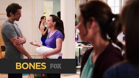 """BONES Back At It from """"The Lost in the Found"""" FOX BROADCASTING"""